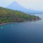 amed lipah bay diving bali