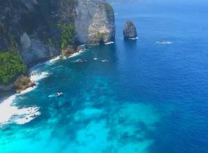 Manta point diving Bali