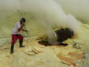 поездка на вулкан Ijen отдых на Бали