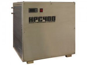 high pressure cooler dryer HPC400 diving Bali
