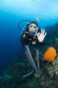 PADI курс Advanced Open Water Diver