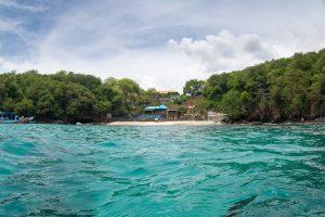Blue Lagoon (Голубая лагуна) - дайвинг на Бали