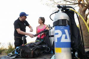 PADI курс Open Water Diver